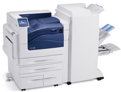 The Fuji Xerox Phaser 7800 configured 'with the lot' is priced at $11,500.
