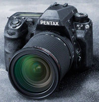 Pentax K3 II: A high end DSLR at a mid-level price should tick all the boxes for keen photographers!