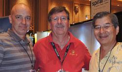 Real, live Kodak Alaris executives  Mike Jefferies and Tim Ryugo!