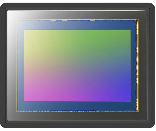 Sony's trump cards is its world-leading image sensor technology.