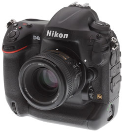 The Nikon D5 might just look something like the D4s, pictured above. But who knows.