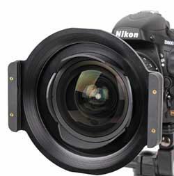 Haida 150 Series Insert Filter Holder system is designed for Super-wide angle lenses, which could not be mounted on Circular Filters.