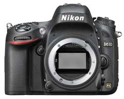 The Nikon D610 is $1569 shipped from Sydney by OzDigital Online and $1854 shipped from Sydney by Digital Camera Warehouse. Ouch! Nikon offers a two-year warranty, which makes the more local local option more appealing.