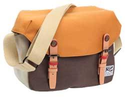 The Zkin 'Getaway Cetus' shoulder bag.