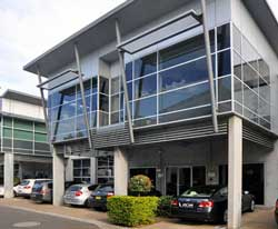 Maxwell International head office in Homebush, NSW will be looking for another tenant from the end of this month.