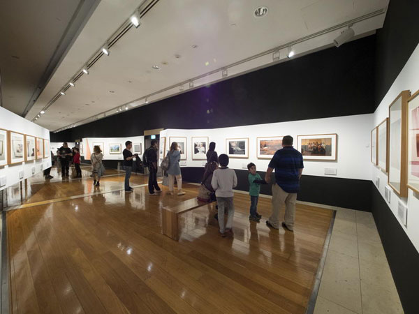 An exhibition at the Museum of Sydney. Photo: Moshe Rosenzveig. Source: Supplied.