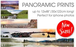 The dry lab has boosted Fotofast's panoramic print business.