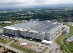Sony-plant