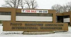The 42,000 sq foot PMA headquarters in Jackson, Virgina, was sold in 2012.