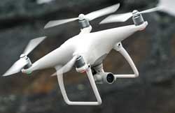DJI has established a strong lead in the drone market in both enthusiast and professional segments.