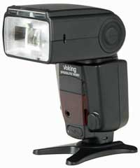 The Voking VK581 iTTL Speedlight - similar performance to the SB900 at a saving of around $150.