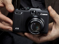 The growing interest in more sophisticated and expensive compact cameras like this $650 Canon Powershot G15  is an opportunity for specialists.