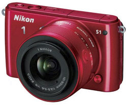 The Nikon 1 S1 has been announced at US$500.