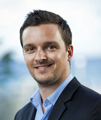 Timo Kugler, newly-appointed director of business development, IDEA.