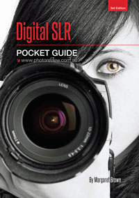 The new Digital SLR Pocket Guide is available to Photo Counter readers on a Buy 3, Get 1 Free basis.