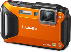The Panasonic Lumix FT5.