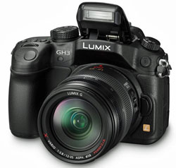 The Panasonic Lumix GH3 - enthusiast DSLR 'category killer'?