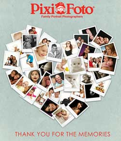 From the Pixifoto Facebook page: 'PixiFoto would like to thanks all our wonderful customers and staff for the amazing memories we all created.'