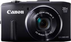 Cameras like the the 20x Canon Powershot SX280HS have not arrested falling digital compact sales.