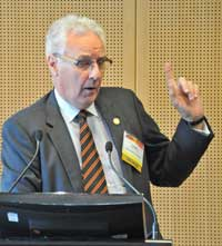 Russell Zimmerman, Australian Retailers Association.