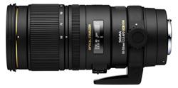 The Sigma APO 50-150mm f2.8.