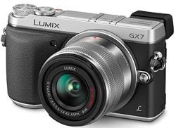 Panasonic Lumix GX7.