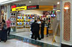 Kodak Express maintains a noticeable retail presence in South Africa