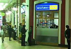 The Wizardz store in