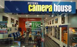 In name only: The North Lakes Westfield outlet is now part of the six-store Bentleys Camera House group.