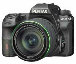 The Pentax K3 was one of the stand-out DSLR releases of 2013, the year  the interchangeable camera and lens business left digital compacts in its wake.