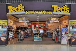 Ted's Cameras at Erina Fair, NSW closed its doors recently, but the company has flagged store openings in 2014 as well.