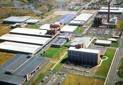 The old Kodak manufacturing plant, Coburg, Victoria.