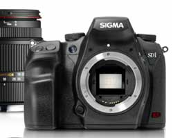 Sigma SD1 Merrill: DSLR development will continue at Sigma.