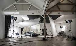 Sun Studios, Sydney.