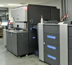 From Nulab's Facebook page: 'Finally finished the installation of our two new HP Indigo 7600 presses. Now the work begins on designing new exciting products for the photographic industry. Over 5 substrates will be available including, photo lustre, metallic, oyster pearl gloss, matt and art paper. Then there will be raised printing, selective spot varnish, white ink and various laminates including holographic. Lots of new products to help the professional photographers increase their sale.' From Nulab's Facebook page: 'Finally finished the installation of our two new HP Indigo 7600 presses. Now the work begins on designing new exciting products for the photographic industry. Over 5 substrates will be available including, photo lustre, metallic, oyster pearl gloss, matt and art paper. Then there will be raised printing, selective spot varnish,white ink and various laminates including holographic. Lots of new products to help the professional photographers increase their sale.'