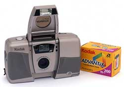 Kodak Advantix was heading inthe right direction - it even had 'metadata' embedded in the film. The digtial revolution rendered it irrelevant. (Except that's where we get the 'APS-C' format for digital camera  sensors.)