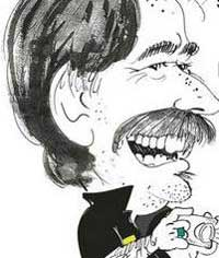 Rob Watt uses this caricature to accompany store specials. It worked for Ted Todd and Dick Smith!