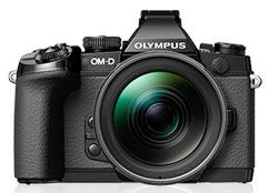 The Olympus OMD E-M