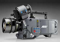 The 6000x3000 Arri Alexa 65 cine camera.