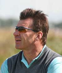 Where did it go? Former British Ryder Cup captain Sir Nick Faldo is pursuing Lucidiom for over $1 million.  (Source Wiki Commons)