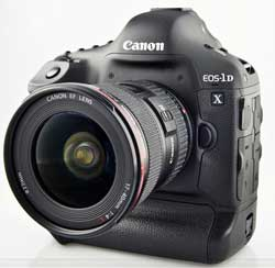 ...while the top-rated Canon model, the EOS 1Dx, came in at number 31.