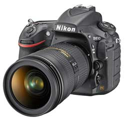 The Nikon D810 rates as the camera with the best image sensor to date, according to DxOMark.