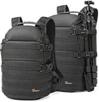 Lowepro ProTactic backpacks