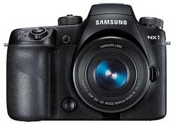 First shot across the bows? The Samsung NX1 features an unmatched (Samsung-manufactured) 28-megapixel BSI CMOS sensor, a blistering 15fps, 4K video and an 1/800th shutter speed. Is this the first camera out of South Korea to turn 'the smirk into a grimace'?