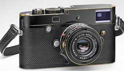 The Lenny Kravtiz Leicas are in a limited edition of 125 worldwide. US price is set at US$24,500.