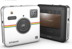 Polaroid Socialmatic camera/printer/web interface.