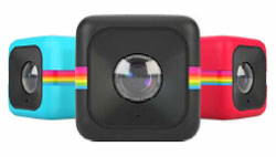 Polaroid Cube lifestyle/action cam.