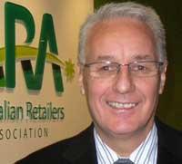 The ARA's Russell Zimmerman: