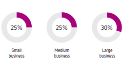 Q; Do you offer incentives to consumers via your social media presence? (Source: Sensis)