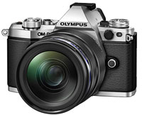 Olympus OM-D E-M5: Mirrorless interchangeables are
